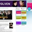 On the website of één. www.een.be