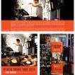 Photo for the Hybrid Drums Tour 2014 with Davy Deckmijn. Roland CE website: http://www.rolandce.com/hybrid/, poster en banner.