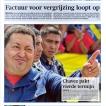 Frontpage of metro 9/10/2012. (photo of Zornik)